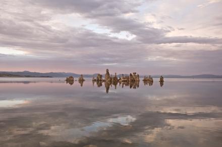Evening, Mono Lake