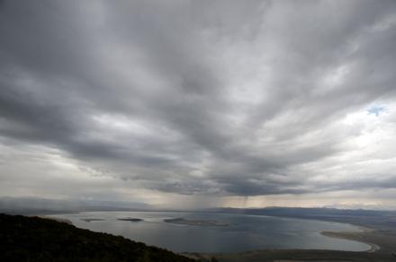 A Distant Rain, Mono Lake