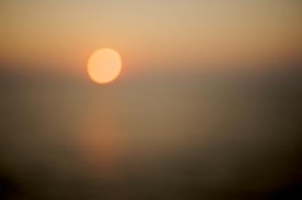 Impressionistic Goan Sunset