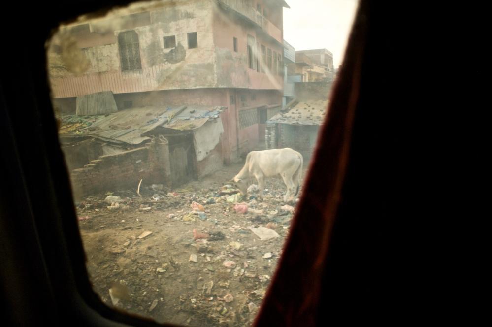 New Delhi to Varanasi on the Swatantrata S Express (Train No. 12562) (2/6)