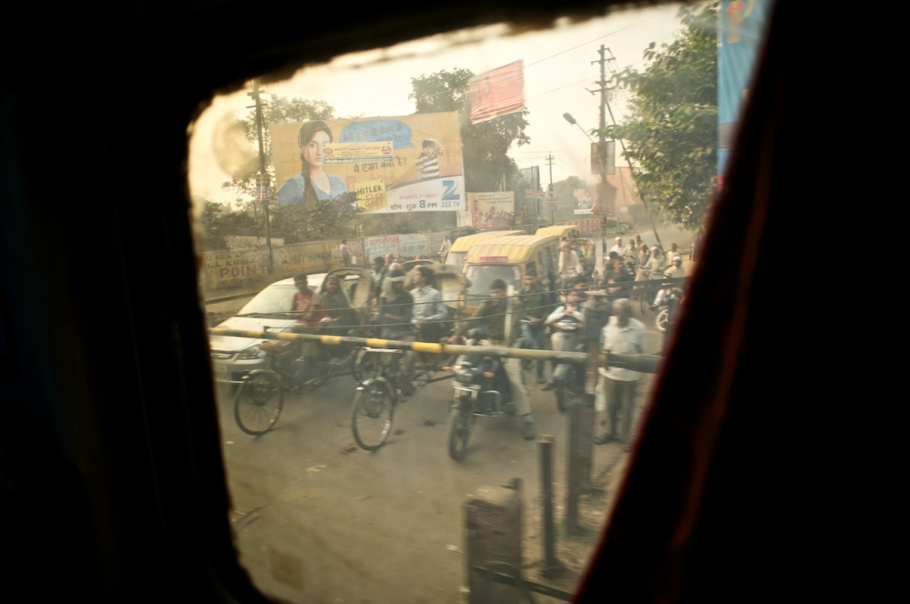 New Delhi to Varanasi on the Swatantrata S Express (Train No. 12562) (4/6)