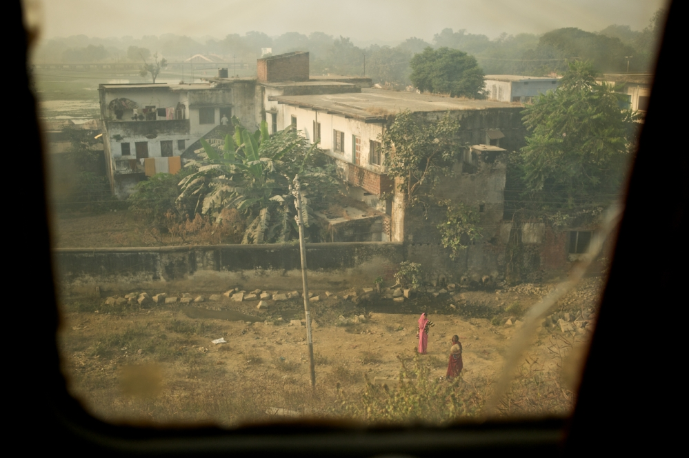 New Delhi to Varanasi on the Swatantrata S Express (Train No. 12562) (6/6)