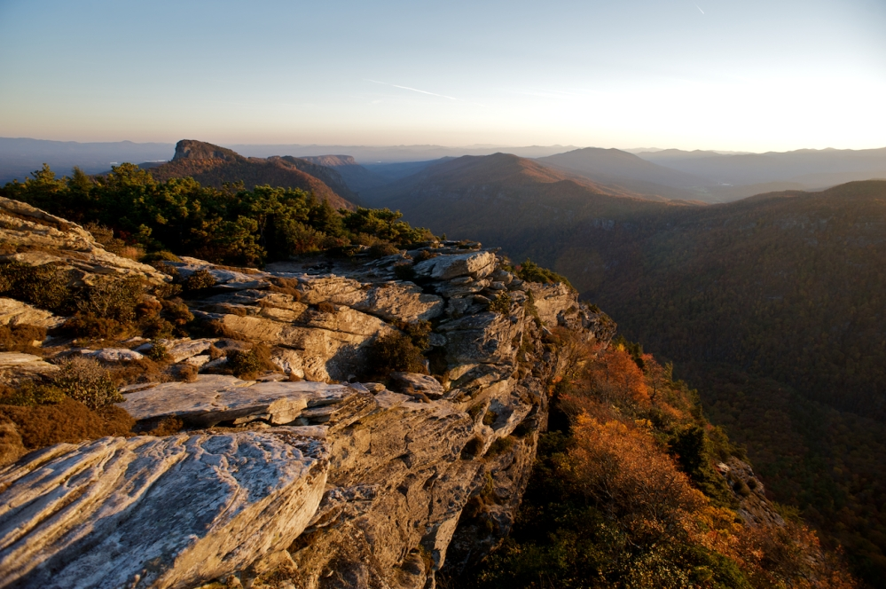 Fall in the Blue Ridge Mountains, part 2 (1/6)