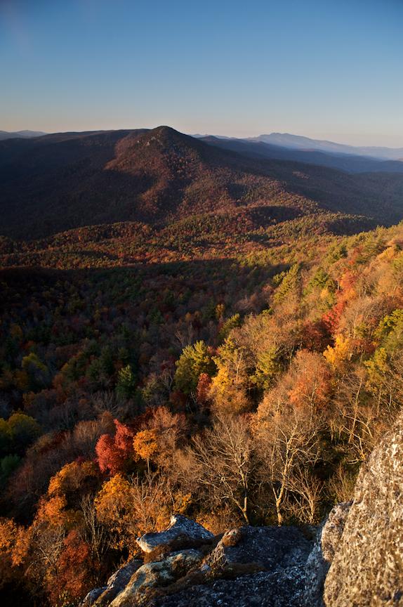 Fall in the Blue Ridge Mountains (6/6)