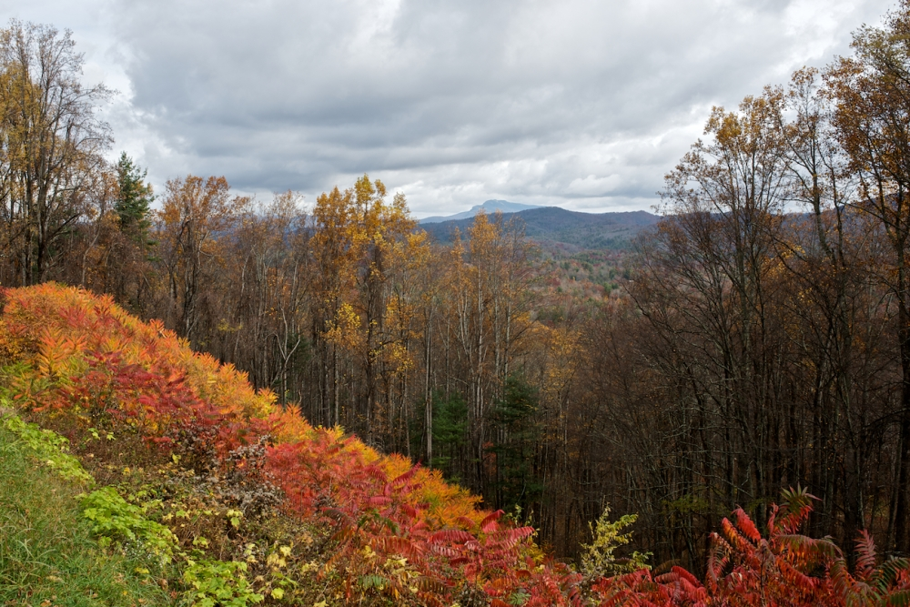 Fall in the Blue Ridge Mountains, part 2 (3/6)