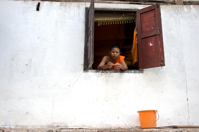 Monastery, Luang Prabang