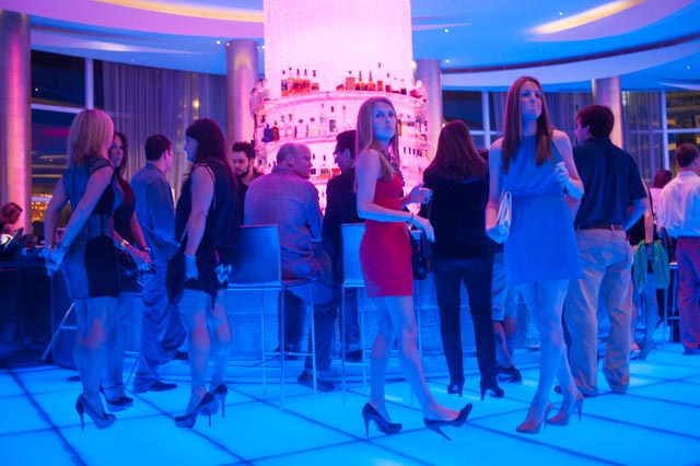 The event took place at the Fountainebleau Hotel