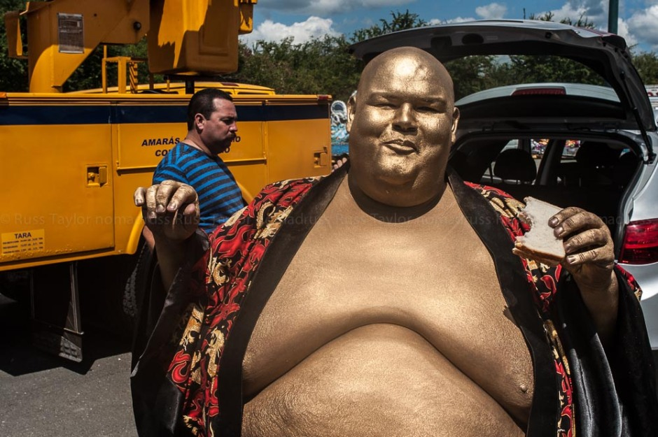 This guy reminded me of Shel Silverstein's Baba Fats