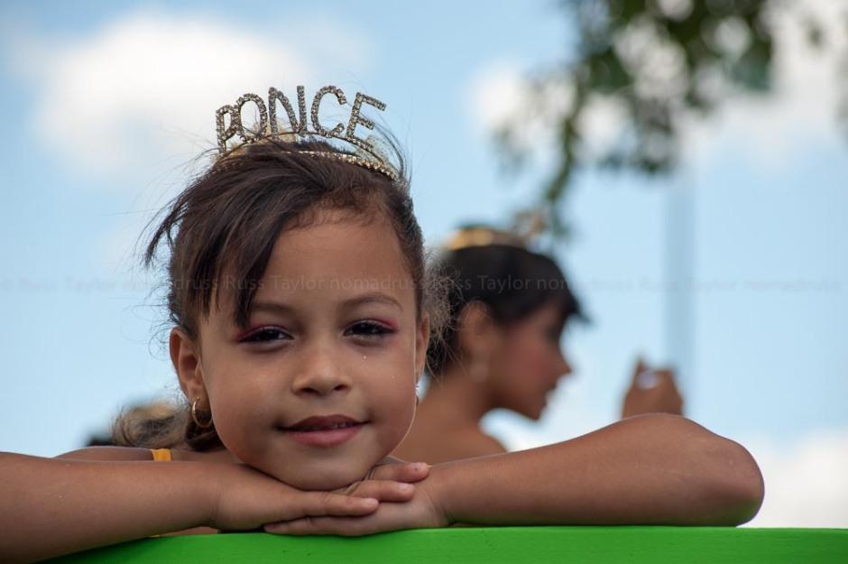 A young princess