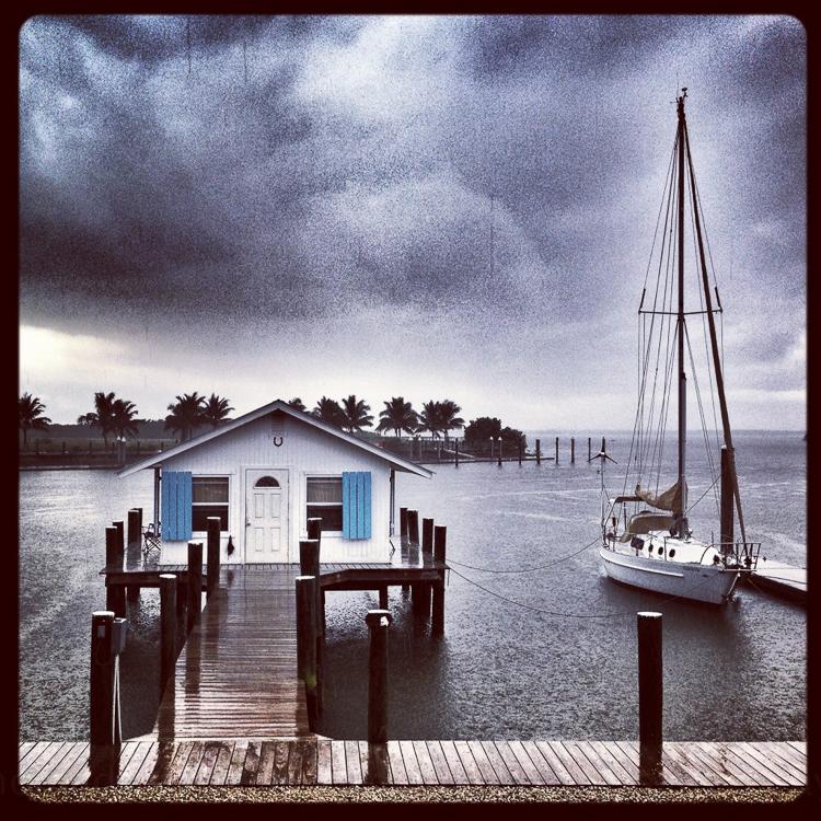 Boathouse, Everglades