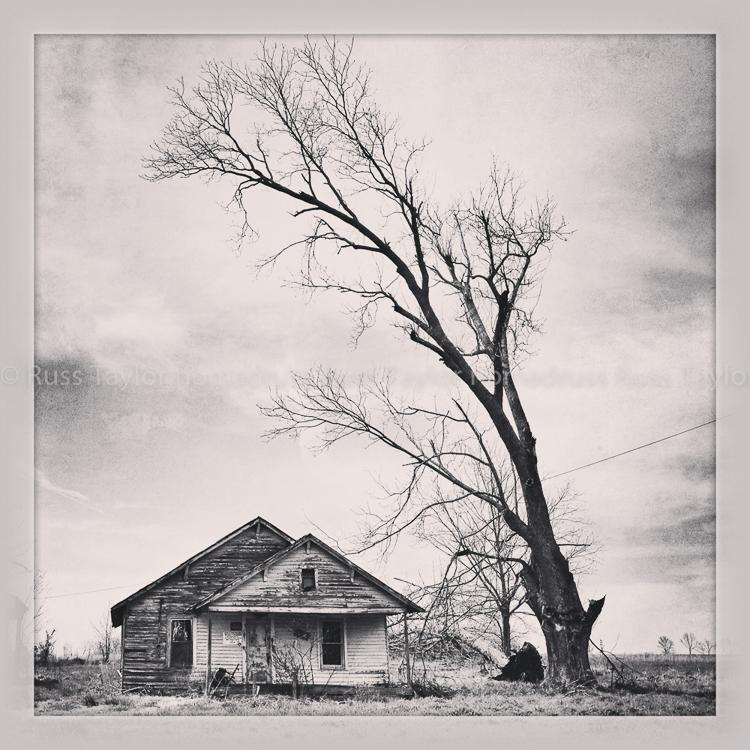 Old Farmhouse, Macedonia, Alabama